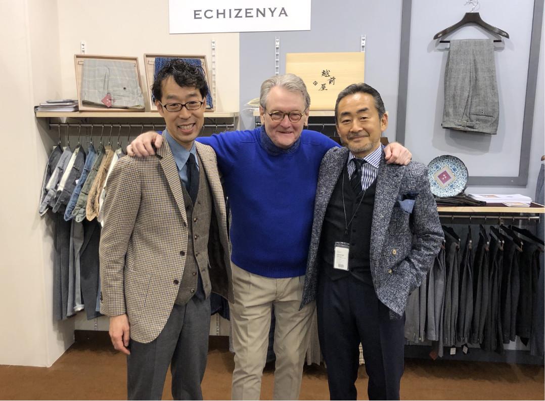 メンズスラックスのエミネント|日本の匠を、松浦から世界へ