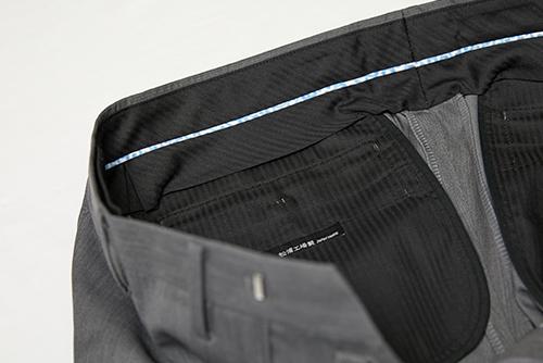 メンズスラックス オリジナル帯芯・オビ割りアイロン