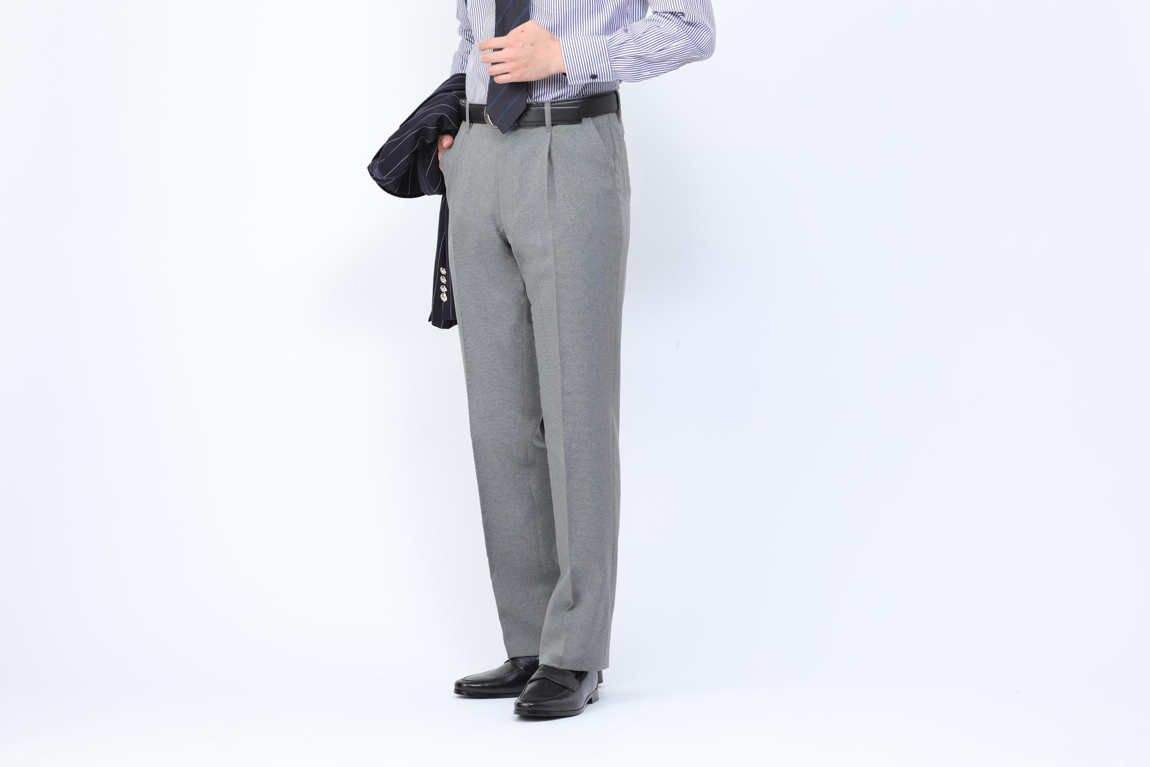 クールビズ メンズ スラックス・パンツ・ズボン