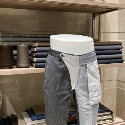 日本のパンツファッションをリードするカルツォーニ<br>今季はパンツのスタイルオーダーをローンチ