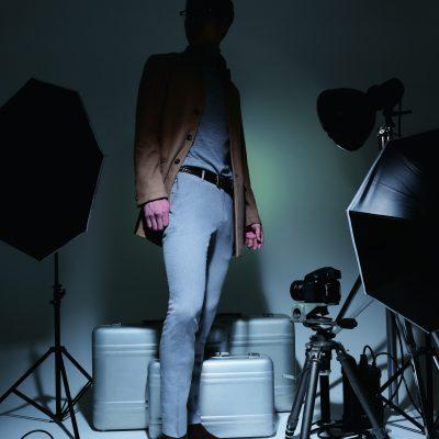 パンツ専門メーカーが認めたカルツォーニの冬のコットンパンツ <br>Calzoni カルツォーニ