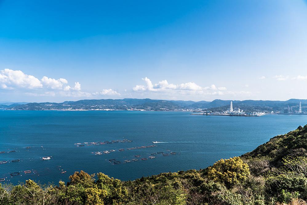 松浦市の風景